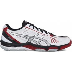 ASICS Gel Volley Elite 2-férfi (B301N-0193) white-lightning-red