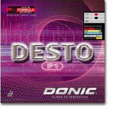 Donic Desto F1 borítás