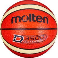 Molten B-D3500 szintetikus bőr kültéri kosárlabda