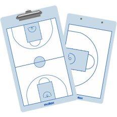 Molten SB0020 kosárlabda stratégiai tábla