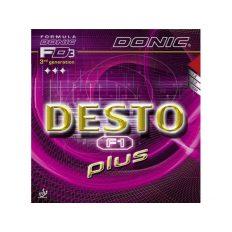 Donic Desto F1 Plus borítás