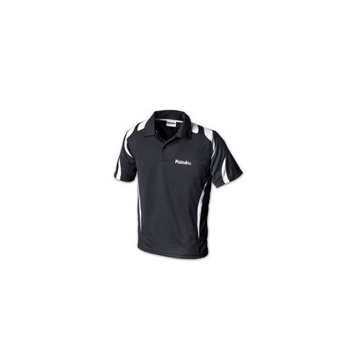 Nittaku Polo Shirt BLACKY