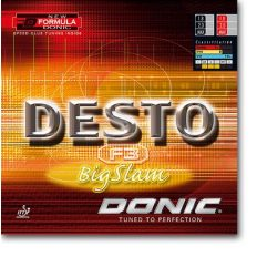 Donic Desto F3 Big Slam borítás