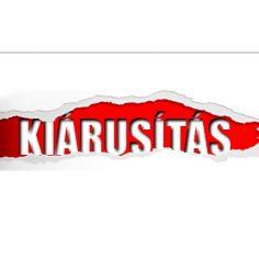 KIÁRUSÍTÁS