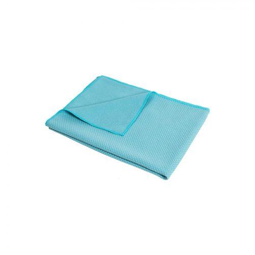 Pure2Improve jógatörölköző kék