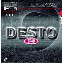 Donic Desto F4 borítás