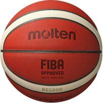 Molten B6G5000 - valódi bőr verseny kosárlabda