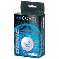 Donic-Coach-P40-plus-cell-free-edzolabda-6db-os