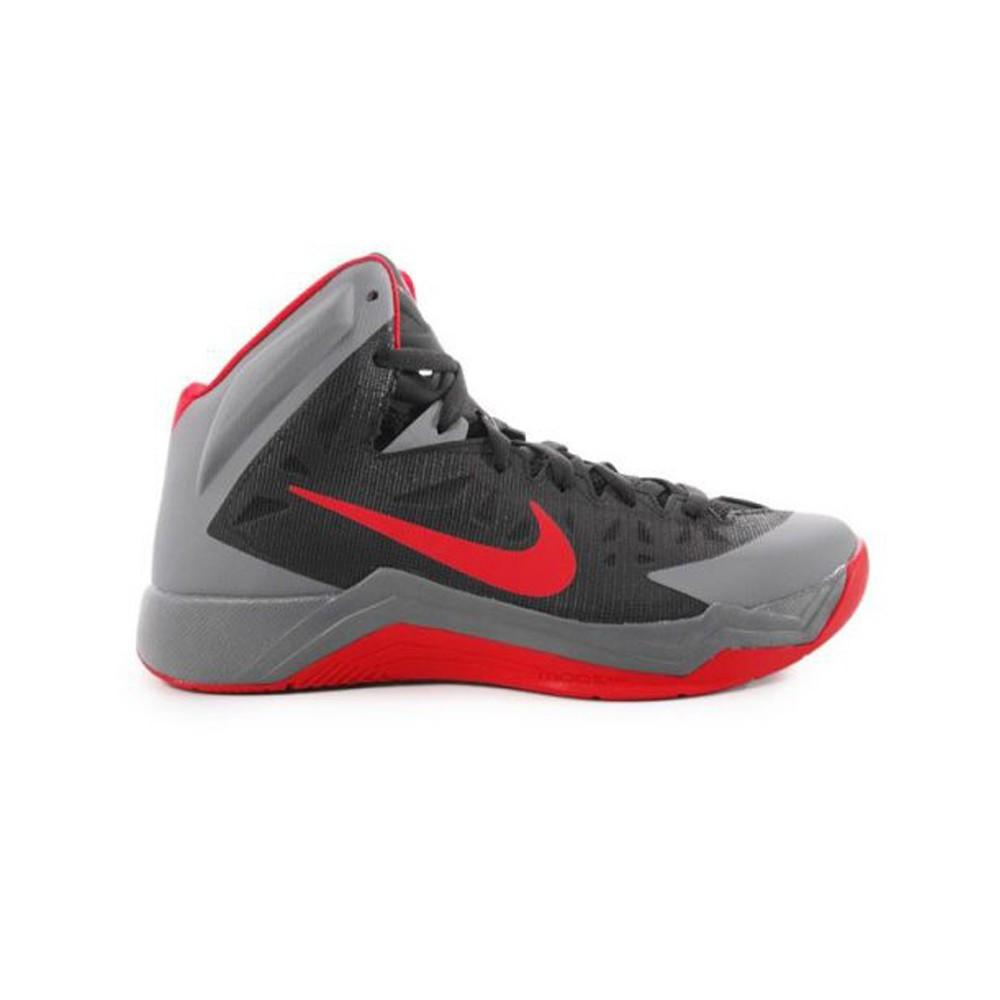 Nike Zoom HyperQuickness kosárlabda cipő (599519-005) Fekete-Szürke-Piros 433f37b305