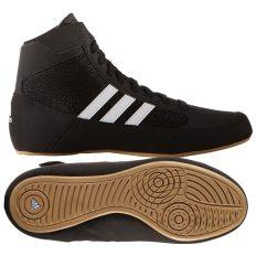 Adidas-Havoc-gyermek-birkozo-cipo-fekete-arany