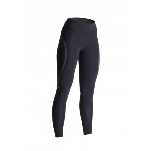 Zeropoint Power Női Kompressziós Nadrág, fekete-titán (Power Compression Tights Women)