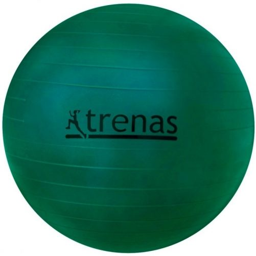 Trenas durranásmentes labda, 65 cm, zöld (GB-HA-AB-65)