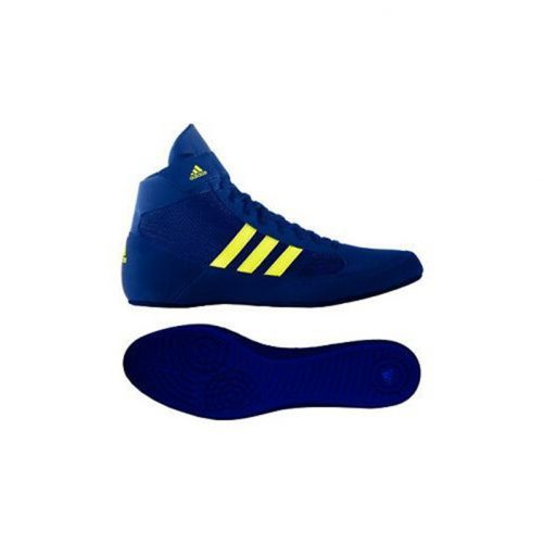 ADIDAS Havoc birkózó cipő , fekete-arany