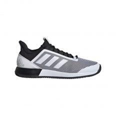 Adidas Defiant Bounce 2 teniszcipő fekete-fehér (EH0952)