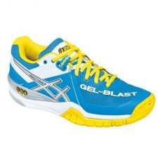 Asics Gel Blast 6 női kézilabda cipő (E463Y-4193) diva blue-lighting-white