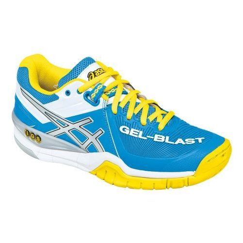 ASICS GEL BLAST 6 női (E463Y-4193) diva blue-lighting-white