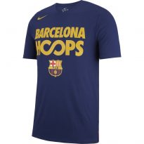 Nike FCB M Nk Dry Tee SS Verb póló (AA5574-421)