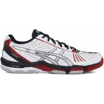 Asics Gel Volley Elite 2-férfi röplabda cipő (B301N-0193) white-lightning-red