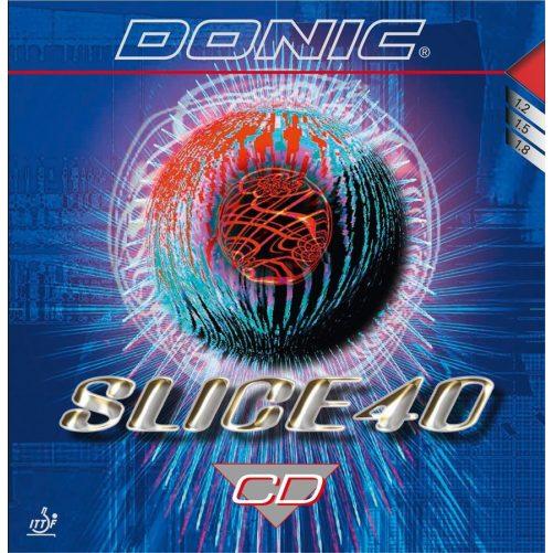 Donic Slice 40 CD borítás