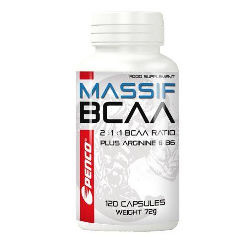 Penco Massif BCAA 120 kapszula