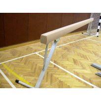 Tornagerenda állítható lábbal, velúr borítás párnázott - cikkszám: 1026