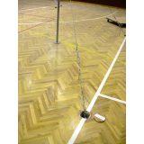 Nyújtó 1.45-2.5 m-ig állítható rúdmagasság, feszítővel - cikkszám: 1030