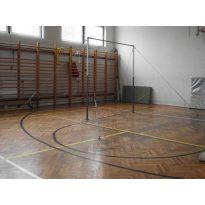 Nyújtó fali 1.45-2.5 m-ig állítható rúdmagasság - cikkszám: 1031