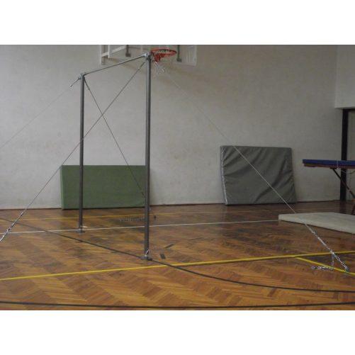 Nyújtó 2.4-2.8 m-ig állítható rúdmagasság - cikkszám: 1032