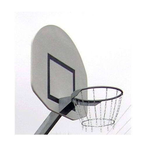 Streetball palánk, 900 x 1200 mm festve, merevítő betéttel  - cikkszám: 1108