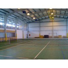 Kombinált állvány tenisz és röplabda, gurítható - cikkszám: 1201
