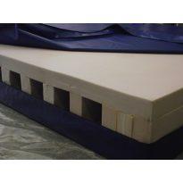 Ugródomb PVC, fülekkel, 300x140x30cm - cikkszám: 1510