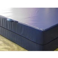 Ugródomb PVC, fülekkel, 400x200x40cm - cikkszám: 1513
