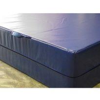 Ugródomb csúsgátlós PVC, fülekkel, 300x200x40cm - cikkszám: 1521