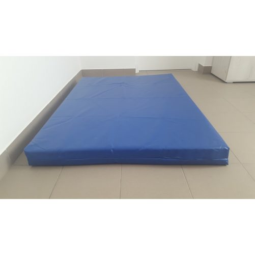Tornaszőnyeg, 200x100x4cm csúsgátlós PVC szivacs betét - cikkszám: 1551