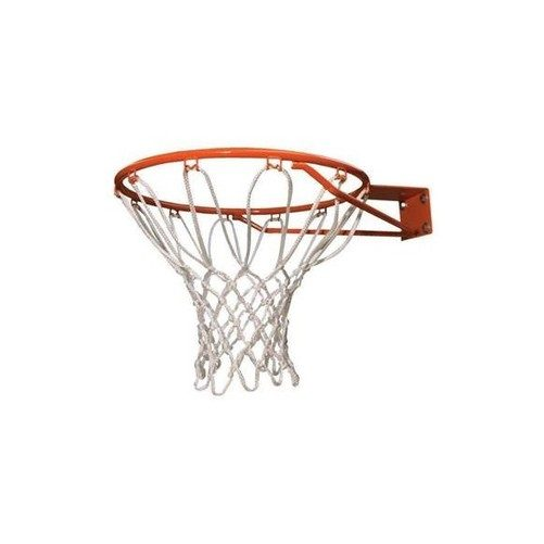 Kosárlabdaháló, iskolai Ø 3,5mm-es fehér anyagból - cikkszám: 1601