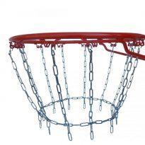 Kosárlabdaháló, horganyzott Ø 3 mm-es láncból  - cikkszám: 1604