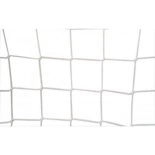 minikapu háló 120x80x50cm 5x5cm Ø 3,5mm-es fehér anyagból - cikkszám: 1633