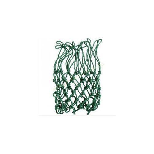 Kosárlabdaháló Ø5mm-es zöld anyagból - cikkszám: 1650