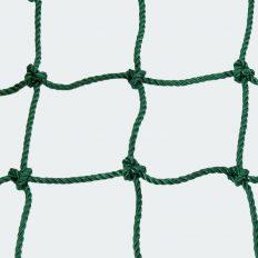 Kézilabdaháló, 10x10 Ø5mm-es zöld anyagból 5kg/db - cikkszám: 1651