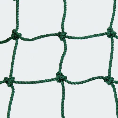 Védőháló, 10x10  Ø5mm-es zöld anyagból - cikkszám: 1653