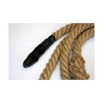 Mászókötél, 6 m-es, 32 mm-es kender  - cikkszám: 1731