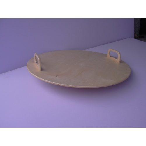 Egyensúlyozó korong, 90 cm-es, két fogóval, alján gombbal - cikkszám: 5004