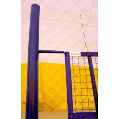 Strandroplabda-oszlopra-polifoam-vedocso-PVC-ponyva-boritassal-cikkszam-7054