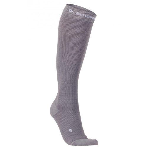 Zeropoint Merinói Gyapjú Zokni, szürke (Merino Wool Compression Sock)