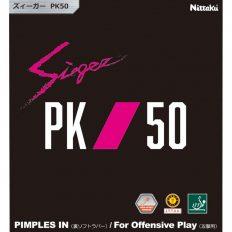 Nittaku Sieger PK 50 borítás