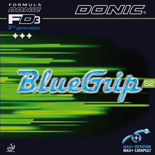 Donic BlueGrip S2 borítás