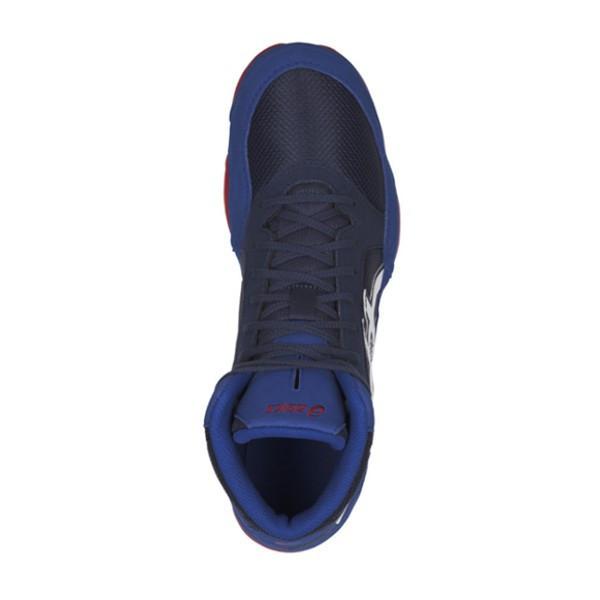 Asics Snapdown 2 birkózó cipő kék-piros-fehér (J703Y-400) - CSAPAT ... 83eaa71097
