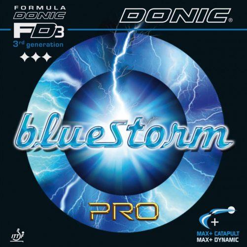 Donic Bluestorm Pro borítás