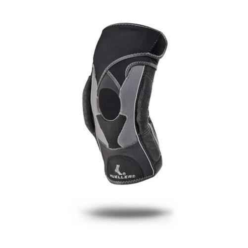 Mueller Hg80® Prémium Csuklós Térdrögzítő/Térdvédő (Hg80® Premium Hinged Knee Brace)