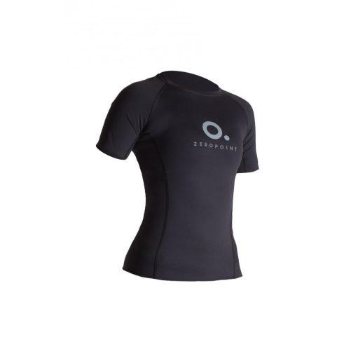 Zeropoint Power Kompressziós Rövid Ujjú Felsők (Power Compression T-Shirt Women)